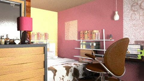 UrbanLoft - Bedroom - by FN27622