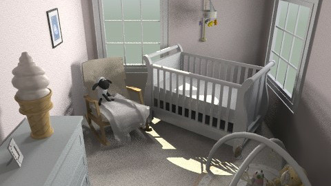 it's a girl - Classic - Kids room  - by deleted_1550519236_sorroweenah