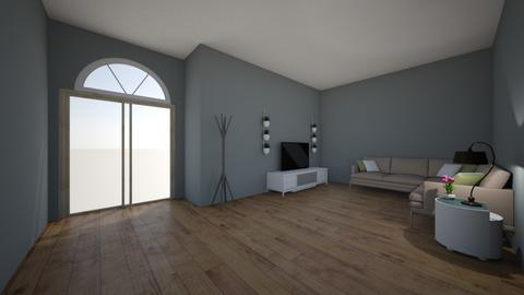 Alberto - Living room  - by ZenOrita