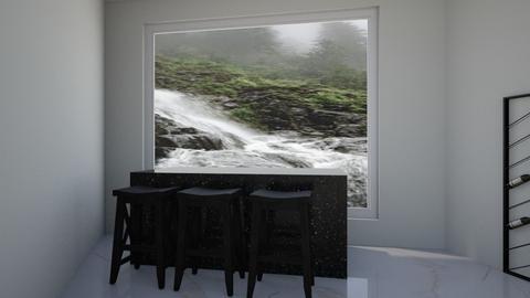 sleek - Glamour - Kitchen  - by taebay1 OSG