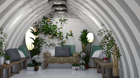 Relax - Modern - Garden  - by XiraFizade
