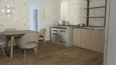 Deidre - Retro - Living room  - by deidredit