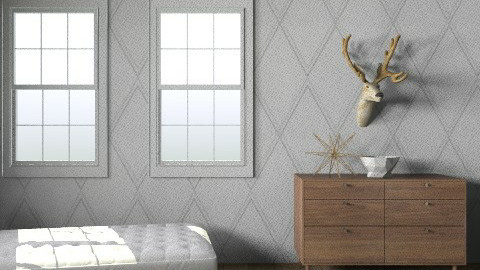 english bedroom - Vintage - Bedroom  - by modernista
