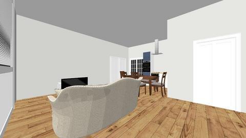 Garden Room no bar - Living room  - by nancyhiw
