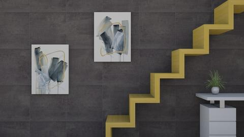 Staircase - Modern - Office  - by Ari_adnos