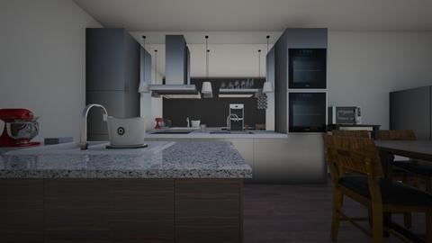 My dream kitchen - by tpalmesano196