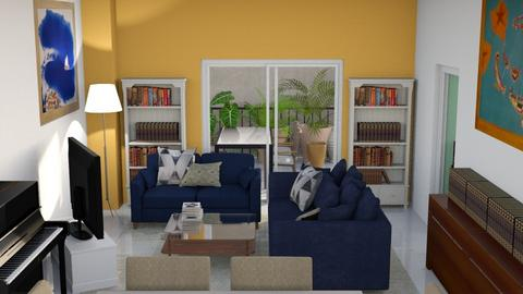 Remix_Ideas designkitty31 - Living room  - by designkitty31