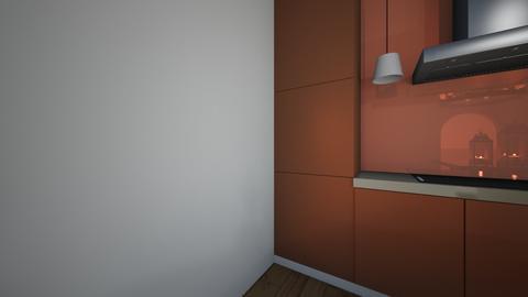 Group 7  - Modern - Kitchen  - by KaeliU
