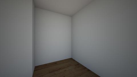 Bedroom mdm - Modern - Bedroom  - by demalsche