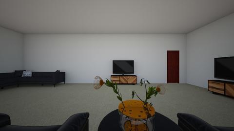 Living Area - Retro - Living room  - by UnicornsTatiana