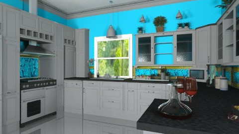 Luxurious Classic - Classic - Kitchen - by Bibiche