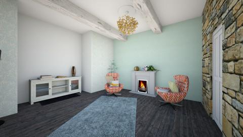 Combination - Modern - Living room - by kalebstar