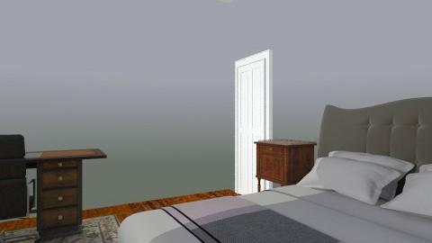 Beetle room - Rustic - Bedroom  - by trishE
