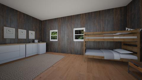 Mini House at the farm  - by hendersonja1