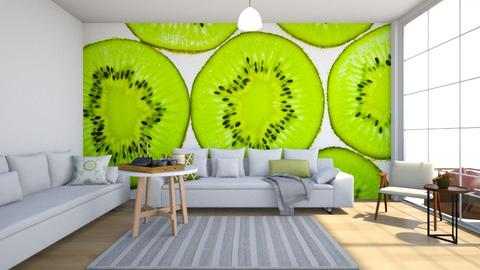 Kiwi Mood - Minimal - Living room  - by Wensday