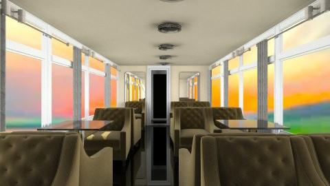 The empty train - Modern - by hetregent