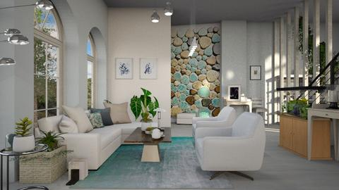 TLiving2 - Living room - by ZuzanaDesign