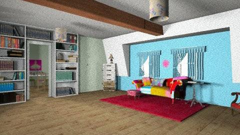 Working progress colours - Retro - by izzyp