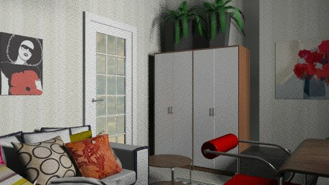 ira office1 - Eclectic - Office  - by chania