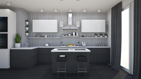 kitchen love12 - Kitchen - by BananNAUM