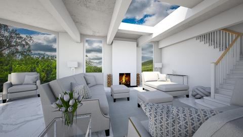 skylight room - by kazx