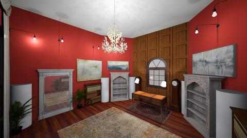office - Classic - Office  - by brooklynnecrane