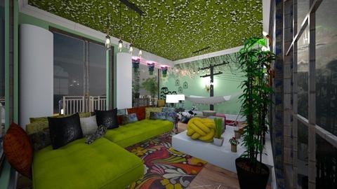 Unity - Living room  - by Rea rea