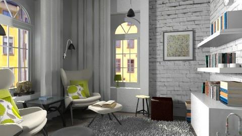 Reading corner - Modern - by Thrud45