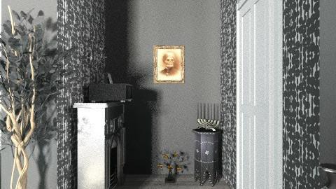 halloween bedroom - Bedroom - by The_Wanted_XoX