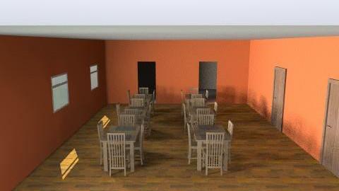 г6г - Country - Living room  - by MRSAD