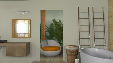 Baño - Modern - Bathroom  - by minerva8a