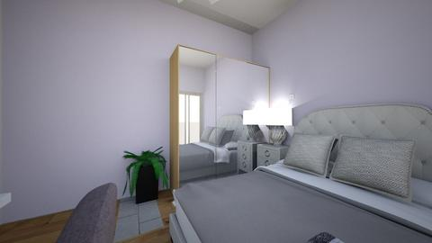 MY ROOM - Bedroom  - by TINA9999
