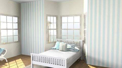 Bedroom #4 - Rustic - Bedroom  - by emilypinnock