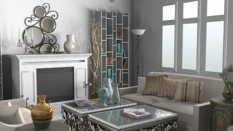 antiquee - Eclectic - Living room  - by hunny