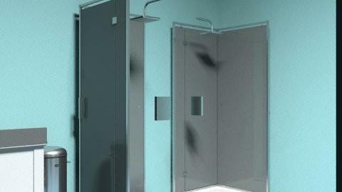 Bathroom - Minimal - Bathroom  - by scooke5