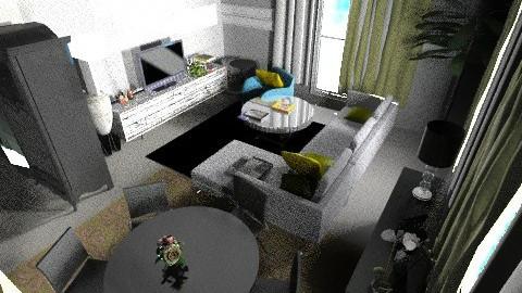 divano dall altro lato 3 - Classic - Kitchen  - by favaloro_bianca