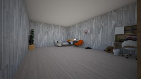 Yuki Room - Modern - Bedroom  - by sedwa282