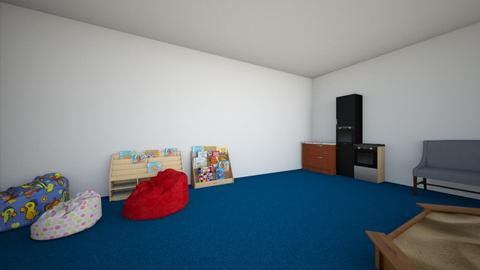 the nursery room - Kids room  - by kiwiwastaken