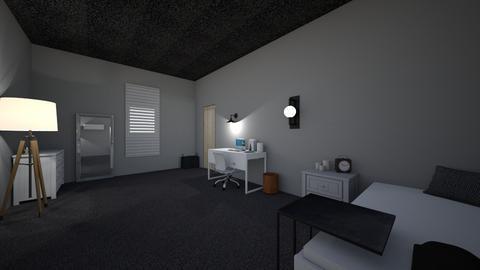 My room  - Bedroom  - by No_di