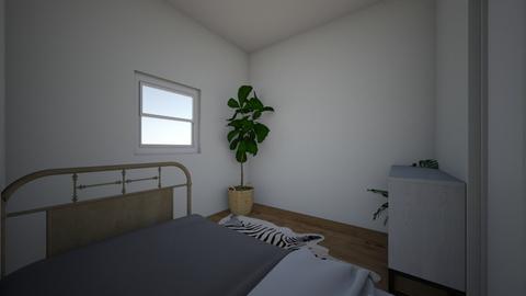 Interior design project - Bedroom  - by usernamelolololololo