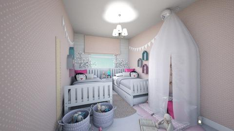 De Seantrabh Niamh - Kids room  - by r_okoko20