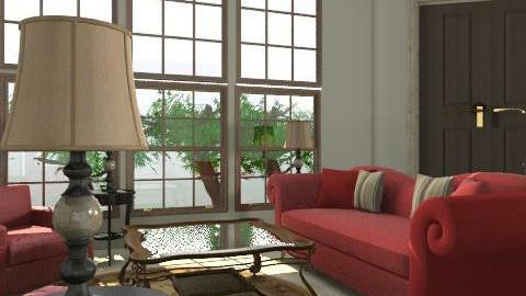casa marisol - Classic - Living room  - by Lanena