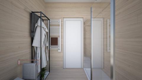 Cologno solo bagno nost6 - Bathroom - by natanibelung