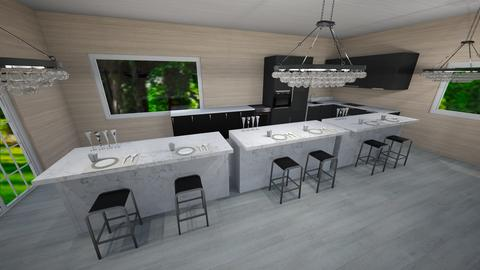 Living In Style - Modern - Kitchen - by Unicorn43794