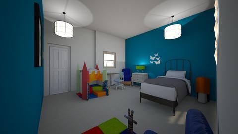 Kids room  - Kids room  - by AbigailWang1