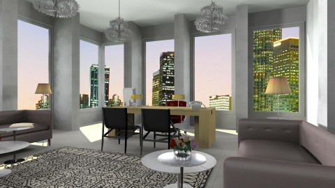 LadyPower_CWIN - Modern - Office  - by TV Renders