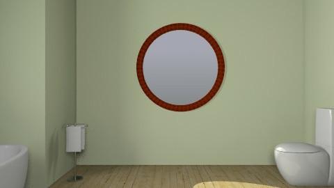 modern bathroom - Glamour - Bathroom  - by trever11