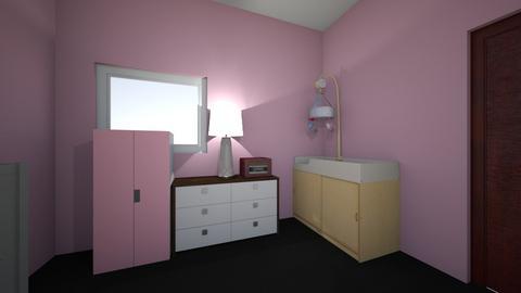 bedroom - Kids room  - by laneyy