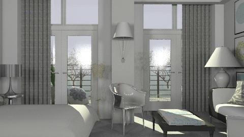 Concreto - Eclectic - Bedroom  - by du321