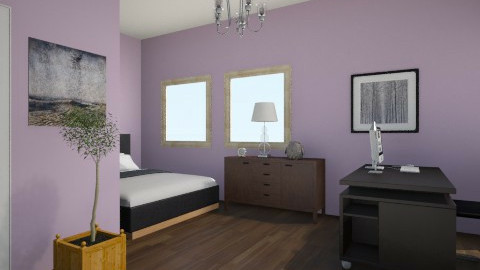 ;) - Bedroom - by Alexxandra997